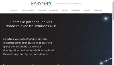 Site internet de Easyneo