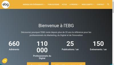 Site internet de Elenbi
