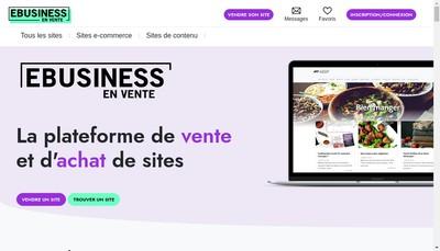 Site internet de Catrolem
