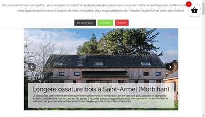 Site internet de L'Evenement Bois