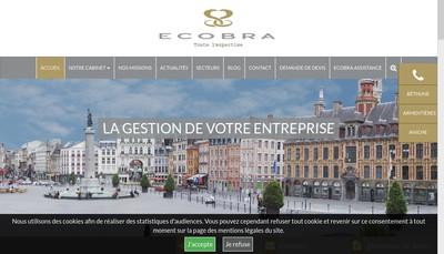Site internet de Ecobra