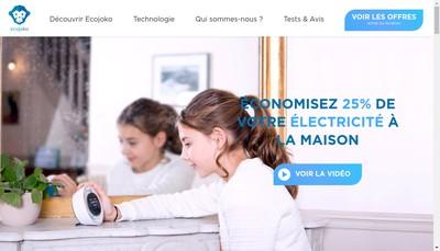 Site internet de Joko Labs
