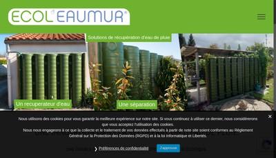 Site internet de Ecol' Eaumur