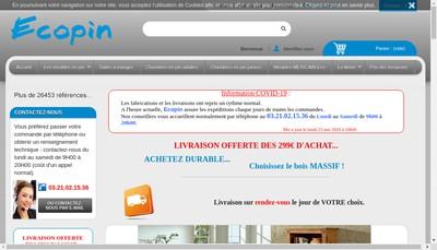 Site internet de Ecopin