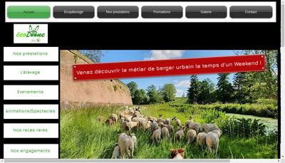 Site internet de Ecozoone