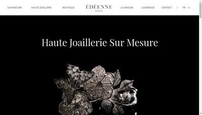 Site internet de By Edeenne