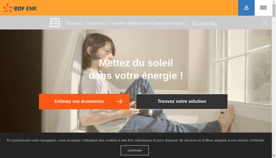Site internet de Photowatt