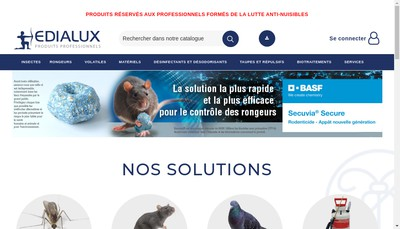 Site internet de Bugs