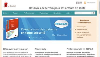 Site internet de Le Coudrier