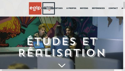 Site internet de Eglp