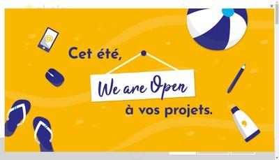 Site internet de Ekela Marketing