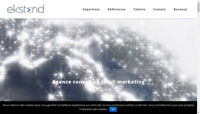 Site internet de Foule Access