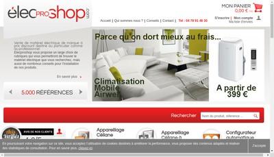 Site internet de Eps