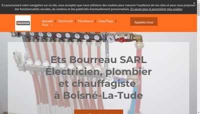 Site internet de Etablissements Bourreau