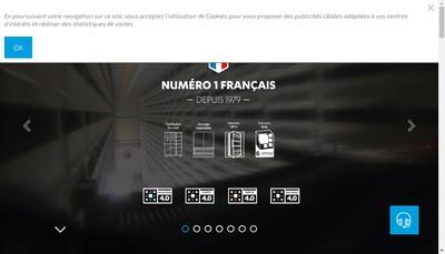 Site internet de Temrex Holding