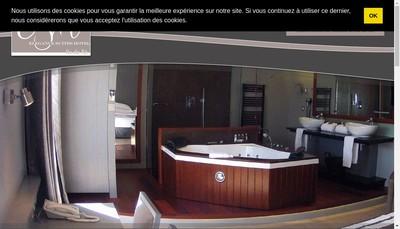 Site internet de Allo Pizz'