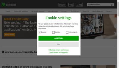 Site internet de Net Consulting & Services