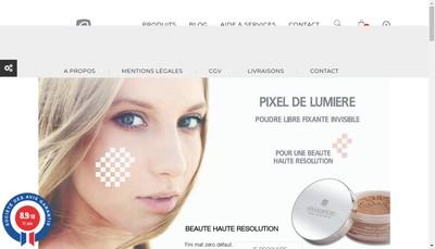 Site internet de B & Sens