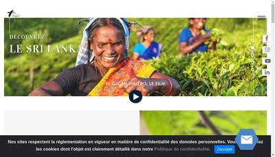 Site internet de El Tucan Viajero