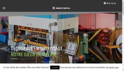 Site internet de Texatop
