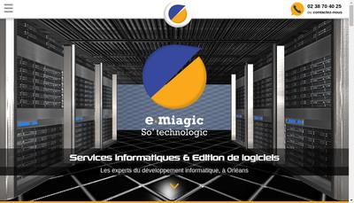 Site internet de Emiagic