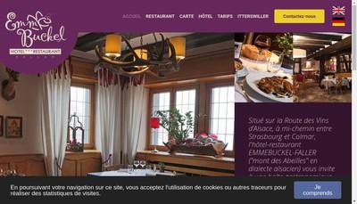 Site internet de Emmebuckel