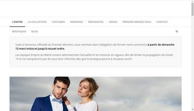 Site internet de Jkm Diffusion