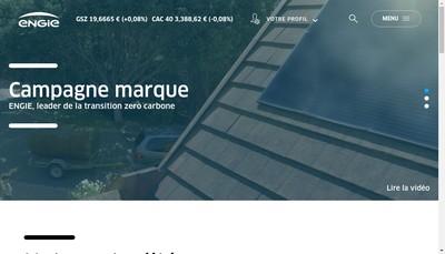 Site internet de Gnvert