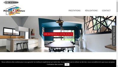 Site internet de Entreprise Foulquier