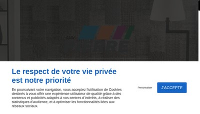 Site internet de SARL Pierre