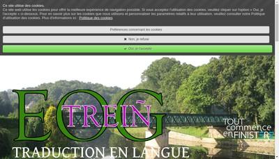 Site internet de Traduction Technique