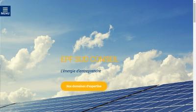 Site internet de Epf Projets