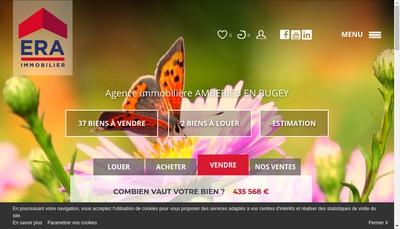 Site internet de Altea Immobilier