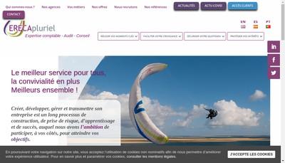 Site internet de Erecapluriel