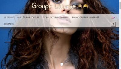 Site internet de Eric Leturgie Style Education University