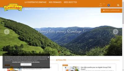 Site internet de EPE