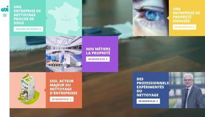 Site internet de Essi Quartz