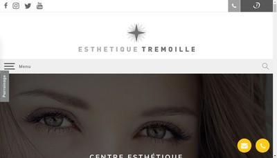 Site internet de Clinique Madeleine