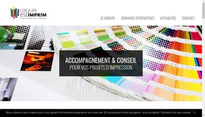 Site internet de Ime By Estimprim