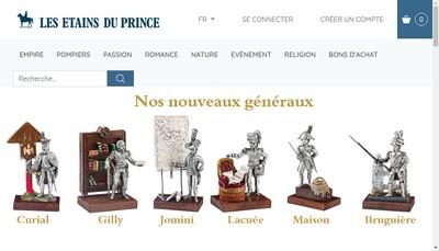 Site internet de Bachet