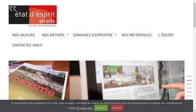 Site internet de Etat d'Esprit