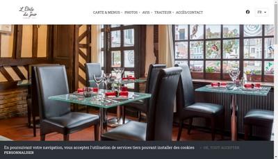 Site internet de L'Etoile du Jour
