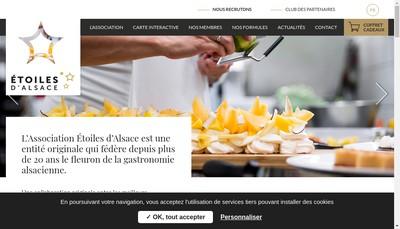 Site internet de Boulangerie Patisserie Bechler