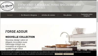 Site internet de Mouret