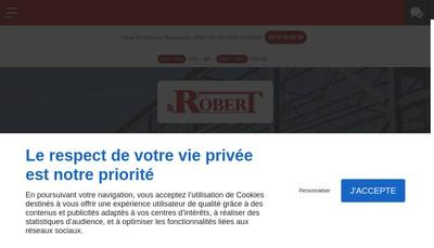 Site internet de Etablissements Robert