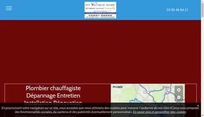 Site internet de Olivier van Coillie
