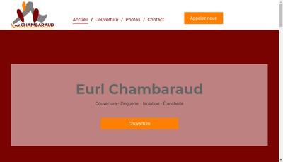 Site internet de Chambaraud