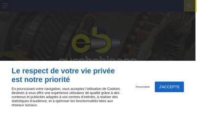 Site internet de Eurobobinage