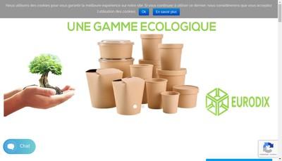 Site internet de Eurodix