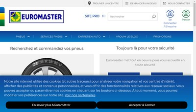 Site internet de Oxymore